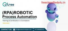 RPA Certification in Coimbatore