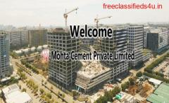 Best Cement Manufacturer in Indore  Mohta Cement