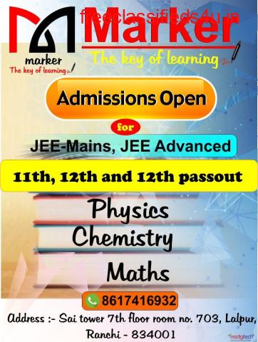 TOP JEE INSTITUTES IN JHARKHAND