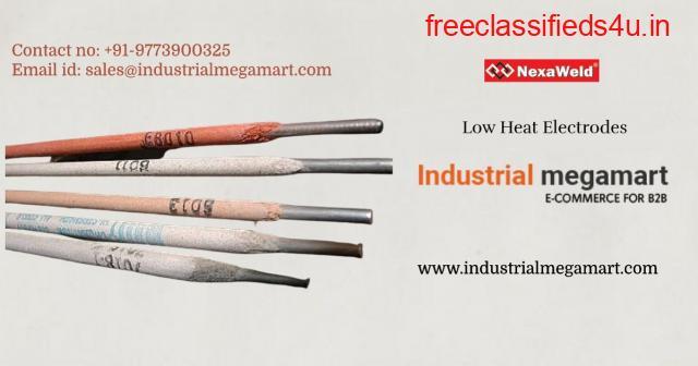 Nexaweld low heat electrodes services Noida - 09773900325