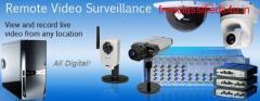 Video Surveillance Cameras Dallas