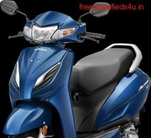 Honda Bike Showroom in Coimbatore - Pressana Honda