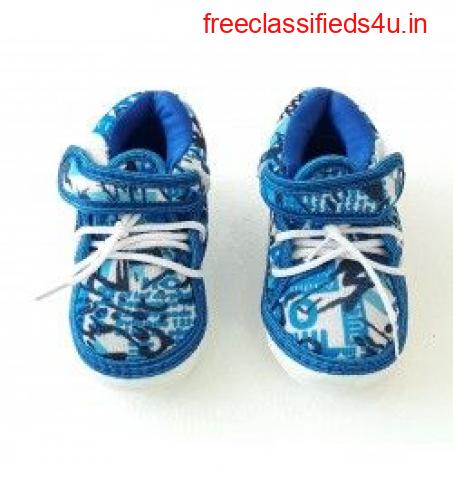 Get Baby and Kids Footwear Online at Totscart