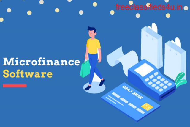 Best Leading Microfinance Software Company India