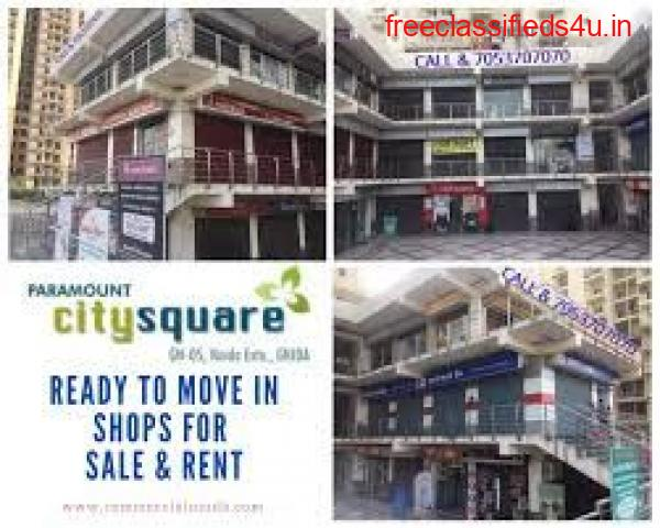Shops for rent in Noida at Reasonable rate