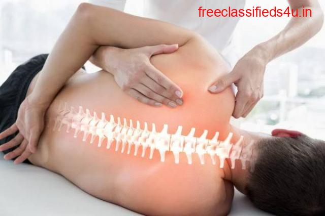 physiotherapy Treatment for muscle spasm
