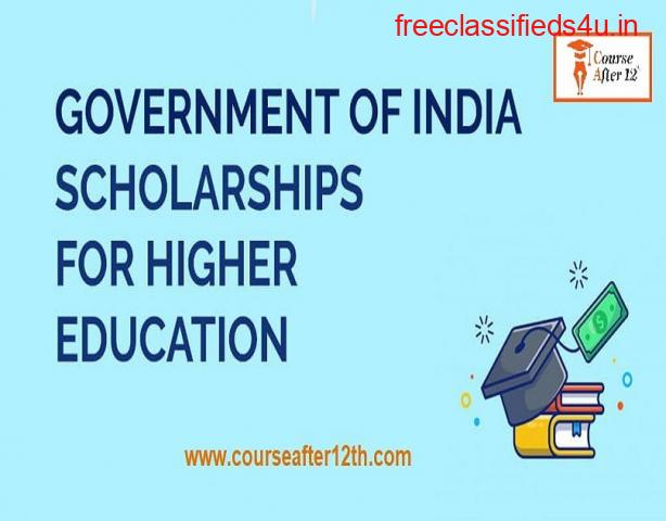 All Government scholarship in India