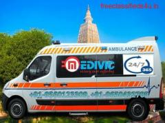 Get Reliable Patient Transfer Ambulance Service in Bhagalpur by Medivic