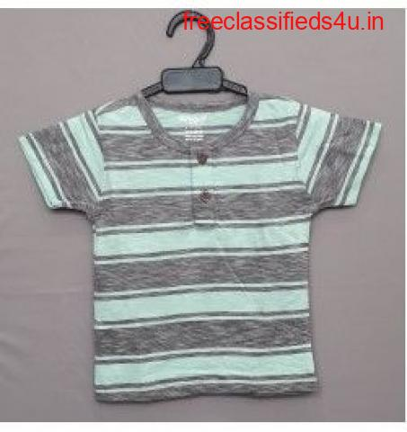 Buy Baby T-Shirt and Tops Online in India at Totscart.