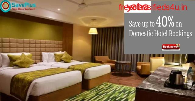 Yatra Coupons, Deals & Offers: Save up to 40% on Domestic Hotel Bookings