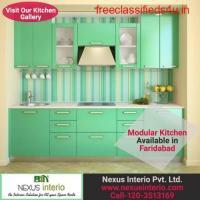 Modular Kitchen Manufacturer In Faridabad
