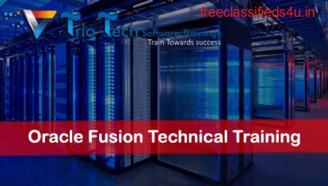 Oracle Fusion HCM SCM PPM Certification Course Online Training