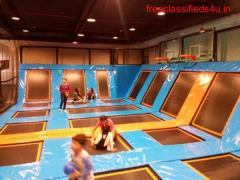 Partying lets the fun going at this Trampoline Park in Mumbai, Call now +91224972882