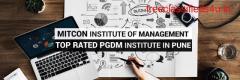 MITCON Institute of Management in Pune