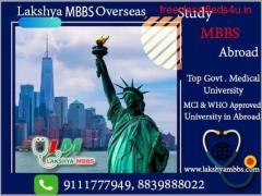 Study MBBS Abroad Consultant in Gwalior