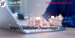Make Money Online Through Website Monetization | 7SearchPPC Publishers