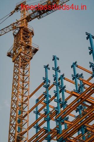 Construction company in Baripada