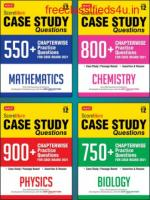 Case Study based Sample Questions for CBSE Board 2021 – Class 10 & 12