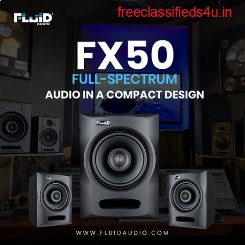 FX 50 Full Spectrum Audio