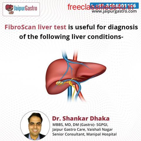 Most experienced Gastroenterologist in Jaipur  Dr Shankar Dhaka