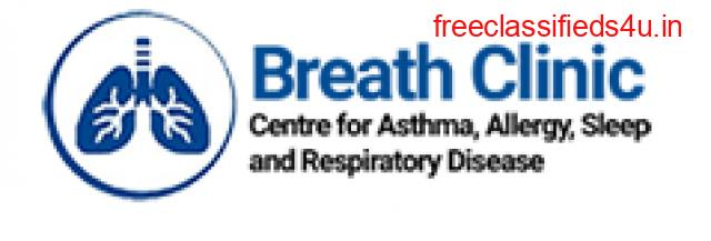 Get the Best Asthma and Allergy Treatment high qualified pulmonologist in Jaipur