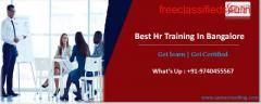 HR Training certification Course Bangalore