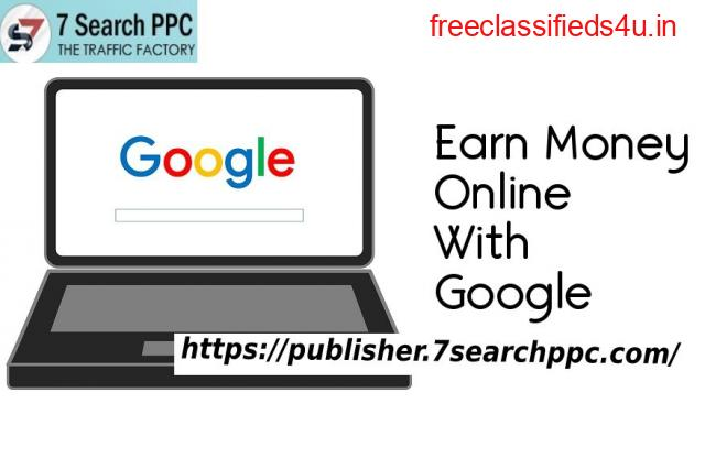 Earn Money From Your Website - Become 7Search PPC Publisher