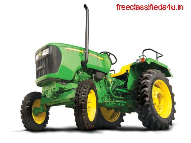John Deere Tractor  - Farmer's choice and Faith