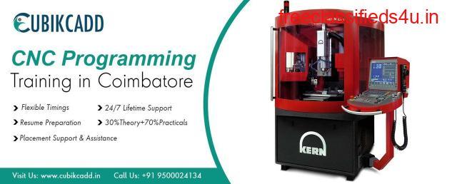 Best CNC Training Center in Coimbatore