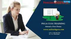 Pega clsa certification | Pega clsa certification course | OnlineITGuru