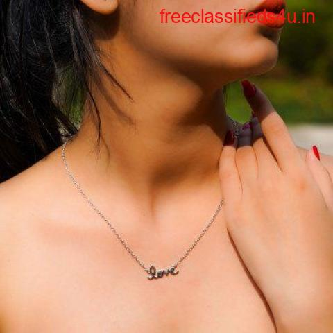 Buy love locket with name Online in India at Ornate Jewels