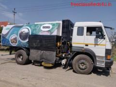 Road Sweeping Machine Suppliers & Manufacturers in India | Speed Kleen System