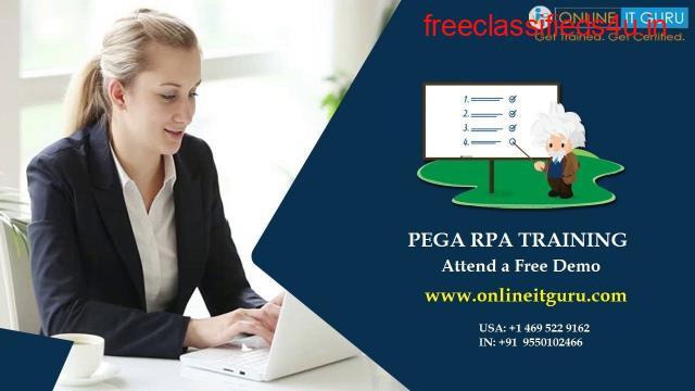 Pega robotic process automation training | learn pega rpa | OnlineITGuru