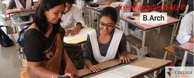 Get the details of B.Arch Course, Fees, Scope, Jobs & Salary