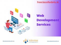 Top Web Application Development Company in India - ArhamTechnosoft