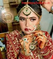 Best Bridal makeup artists in Brampton