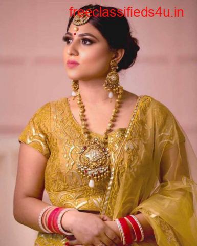 Best Bridal makeup artists in Chandigarh