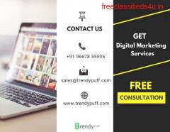 Trendypuff Promotes Your Business