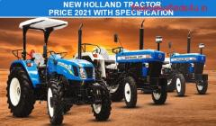 New Holland tractor an excellent option for farmers
