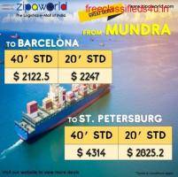 Online website for ocean shipment : Zipaworld