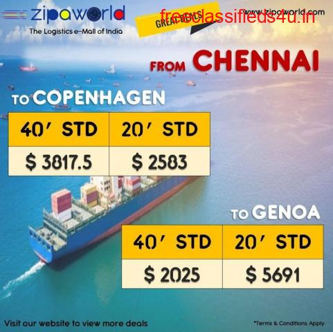 Book your air freight from Zipaworld