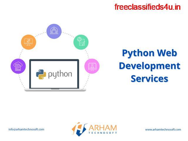 Best Django Web Development Company | Hire Python Developers USA