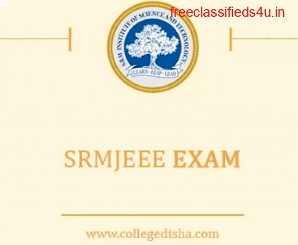 SRMJEEE Exam Date