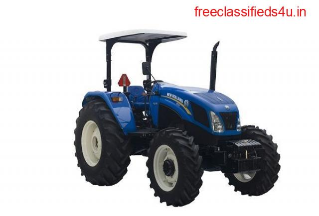 New Holland Excel 8010 Tractor Price in India