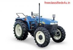 New Holland Excel 4710 Paddy Special Tractor in India