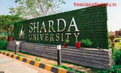 Sharda University Entrance Exam Answer Key