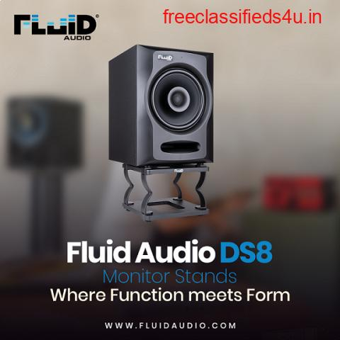 Fluid Audio DS8 Monitor Stand