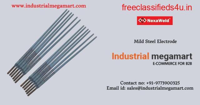 Nexaweld stainless mildsteel electrode dealer Noida +91-9773900325