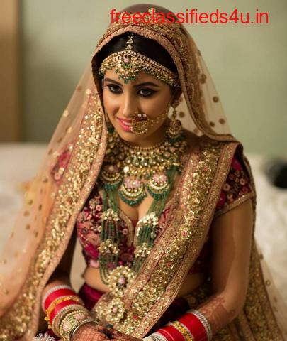 Best Bridal makeup artists in Jalandhar