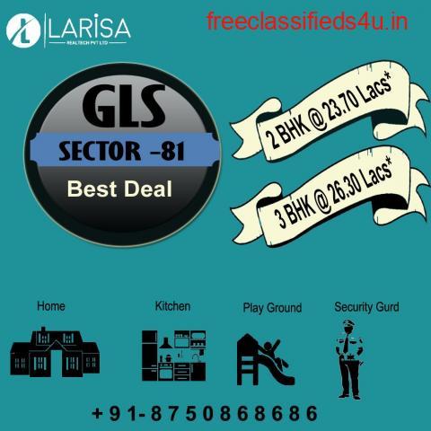 GLS Avenue 81 Luxury Flat in Gurgaon